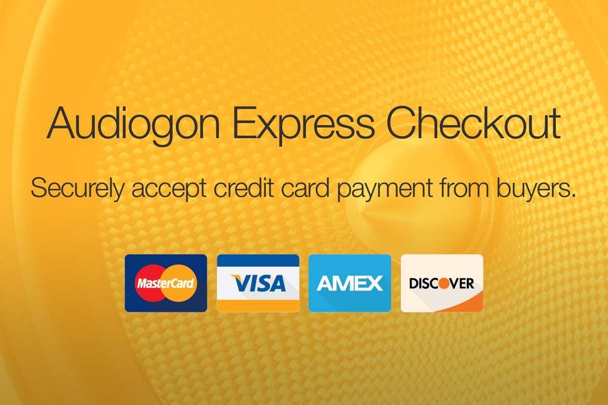 Audiogon Express Checkout